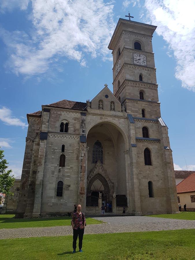 "Eduard Antal - orgă • Alba Iulia • Catedrala romano-catolică ""Sfântul Mihail"""